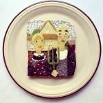 Art Toast Project by Ida Skivenes