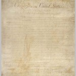The Constitution of George Washington (1789). Cost $ 10.2 million. Purchase year 2012