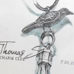 Sculptor jeweler Jasmine Thomas-Girvan
