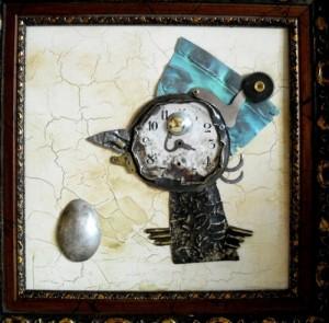 Steampunk art by Arturas Tamasauskas
