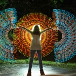 Wes Whaley Light painting
