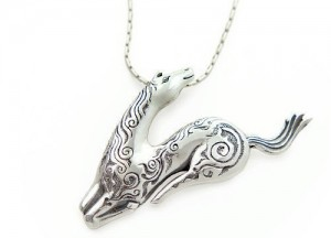 Silver art by Anna Kiryanova and Ivan Chernykh