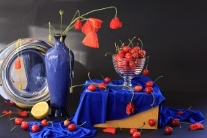 Still life with Poppies. Photo by Natalie Panga