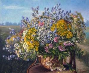 Painting by Vladimir based artist Igor Rodionov