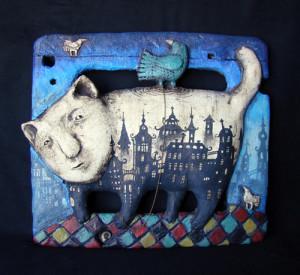 Ceramic Art by Roman Khalilov