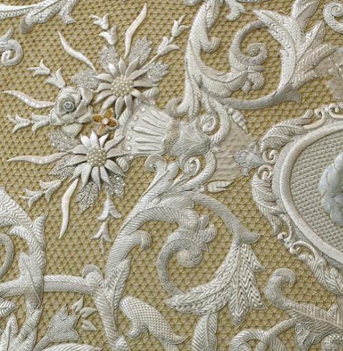 The Splendor Of The Spanish Religious Embroidery 9 Art Kaleidoscope