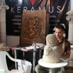 Ukraine based artist Roman Khalilov
