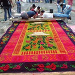 Wonderful street art Alfombras (Sand Carpet)