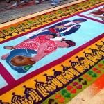 Street art Alfombras (Sand Carpet)