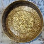Birchbark plate