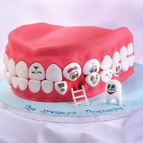 Cake For The Best Dentist