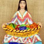 Uzbek ceramic art