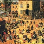 Children's Games by Bruegel