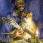 Painting cats Vladimir Rumyantsev