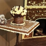 Victor Nunes Chocolate art