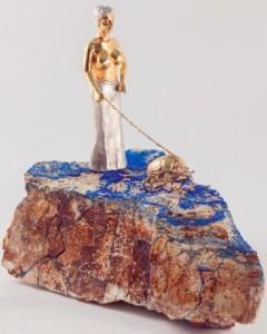 Sculptor Jeweler Vladimir Voichishin