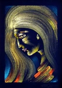 Painting by Yuri Kuznetsov