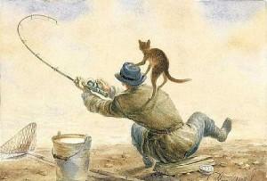 Fishing passion