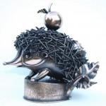 Metal art by Alisa Didkovskaya-Petrosyuk