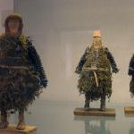 'Moss people' toys 'Mokhoviki', late XIX century, Russian Museum, St. Petersburg