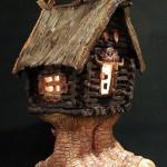 Russian artist ceramist Vladimir Yudin