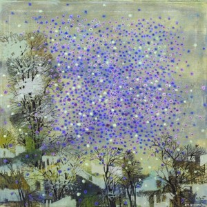 Belarusian artist Vikentiy Rozhko