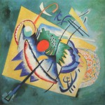 Russian painter Wassily Kandinsky