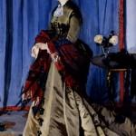 Portrait of Madame Godibert. Claude Monet 1968, the Louvre, Paris