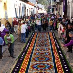 Beautiful street art Alfombras, Sand Carpet