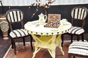 ust a masterpiece. The Chocolate Room made by Belarusian chocolate sculptor Elena Kliment in 2013