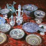 Ceramic art in Uzbekistan