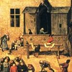 Children's Games by Bruegel