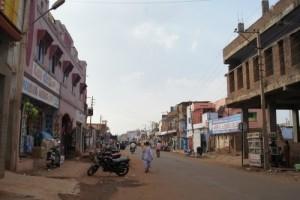 The city of Bidar, India
