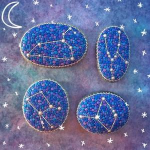 Constellation stones