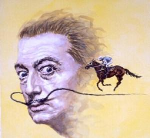 Galopp Dali by Roland H. Heyde
