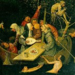Hieronymus Bosch Ship of Fools symbolism