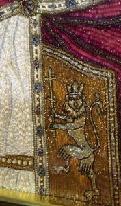 Christ Icon detail