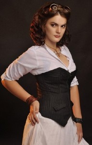 Maria Jia steampunk