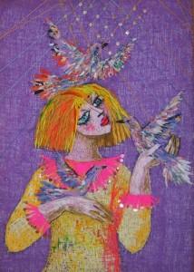 Tapestry by Alla Kirillova
