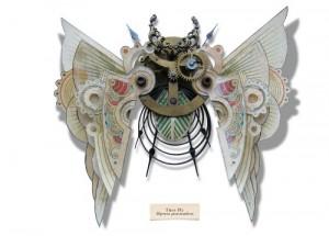 artist Mark Oliver