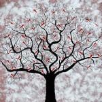 About to rain. Painting trees Sumit Mehndiratta