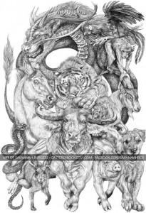 Animals of the Chinese Zodiac