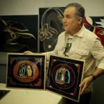 Talented Armenian artist Martiros Manoukian