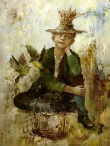 painter Nikolai Fedyaev