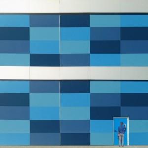 Blue palett