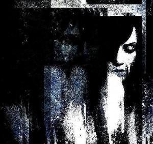 Sadness. Graphic art by Salim Ljuma