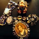 Sun inspired jewellery art