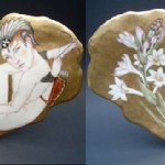 Nature inspired porcelain art Irina Zaiceva