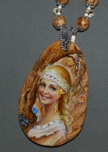 Lelya, Slavic Goddess of spring