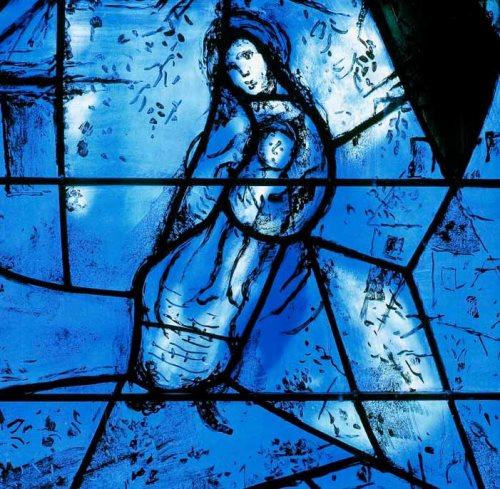 Marc Chagall Stained Glass Windows Art Kaleidoscope